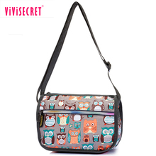 Wholesale promotional cell phone crossbody bag cheap elephant printing girl school sublimation messenger bag for teens