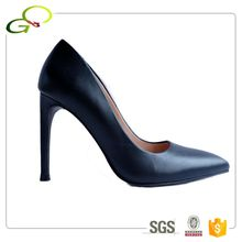 GC003 best selling spring sexy women high heel pure leather dress shoes