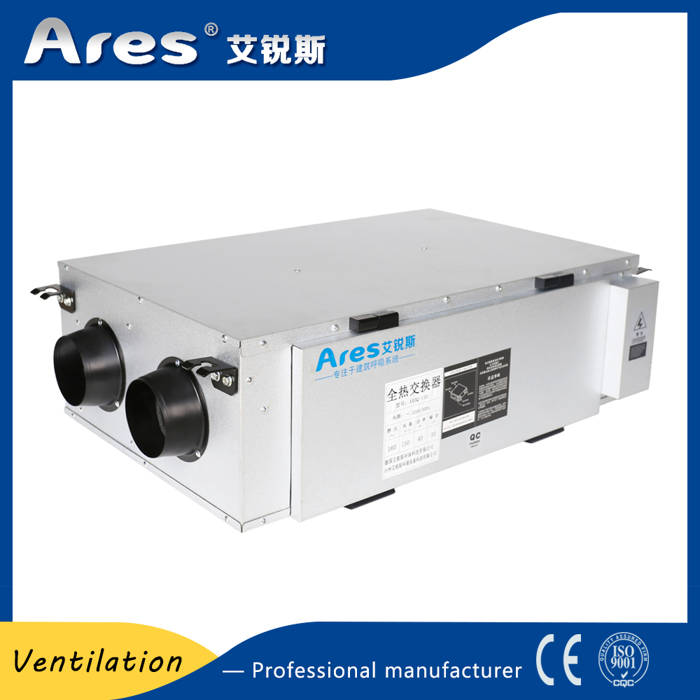 Widely used heat recovery air conditioning hvac system