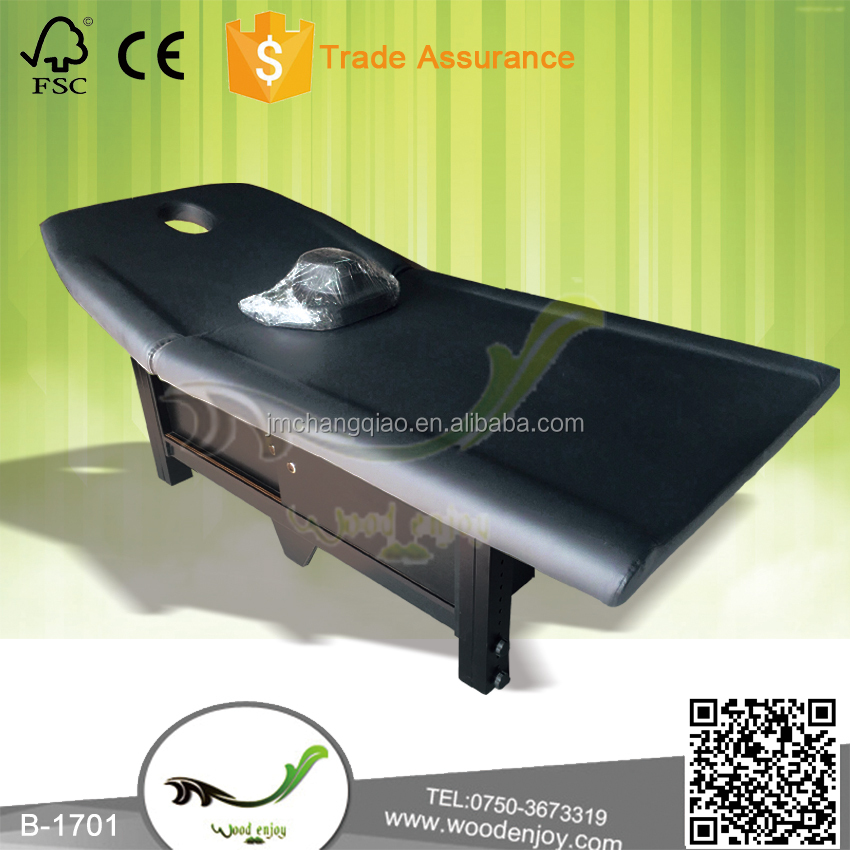 big size beauty massage bed strong <strong>and</strong> with the cabinet 200*90*70cm
