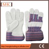 Abrasion-resistant cow split chrome leather gloves