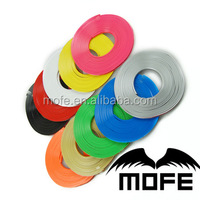 best alloy wheel tire rim protector with 3M glue double-sided tape