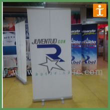 alibaba manufacture Trade show roller banner for promotion