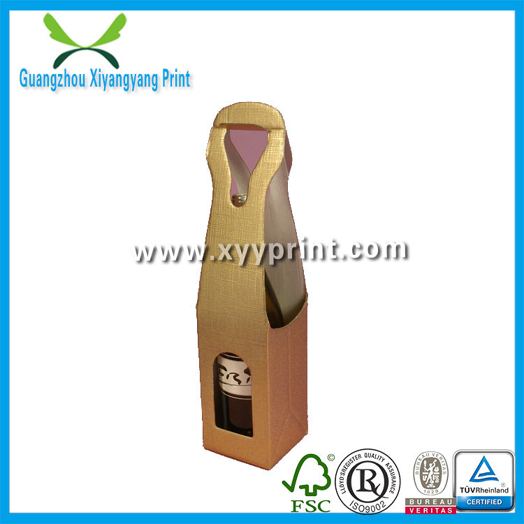 Wholesale Best Quality Cheap Wine Giftbox Made In China