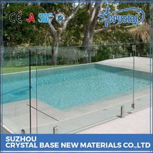 Customisable Packaging Swimming Pool Glass Panels