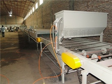 china colorful stone chip coated steel roof tiles cold roll forming machine