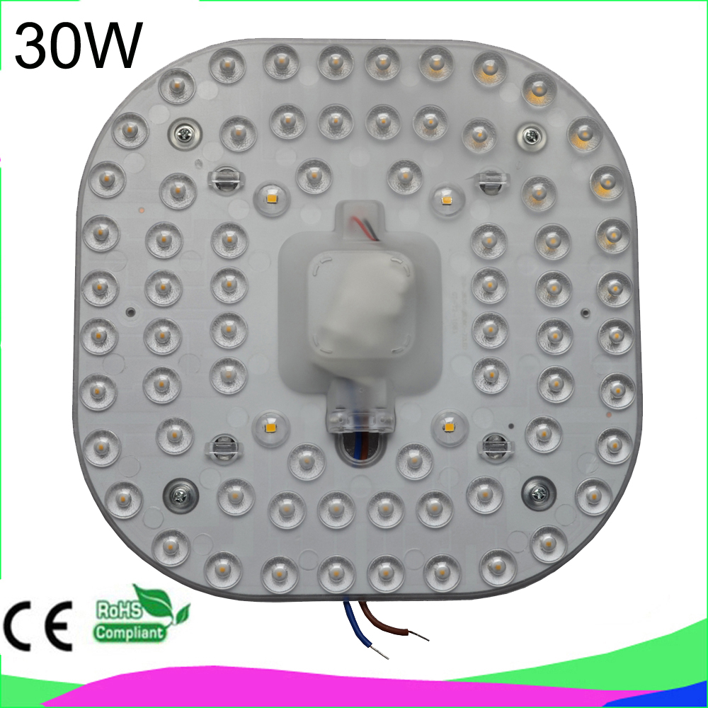 2835 SMD 20W made with lens LED ceiling light module