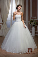 New collection Italy design Ball gown Wedding Dress / Bridal Gown