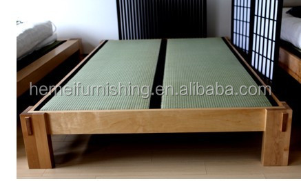 solid wooden tatami bed 30cm