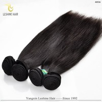 China Supplier Natural Unprocessed Brazilian short human hair weave