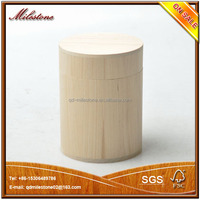 new Natural Color Coffee Bean Packaging Wood Barrel