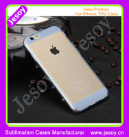 JESOY New Arrival TPU Super Thin Cases For Iphone 6 Cover,Cellphone Cover For I Phone 6plus Covers,For Iphone6s Covers Girls