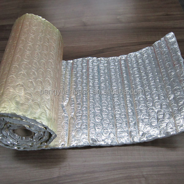 Aluminum Bubble Foil Insulation thermal insulation roof tiles