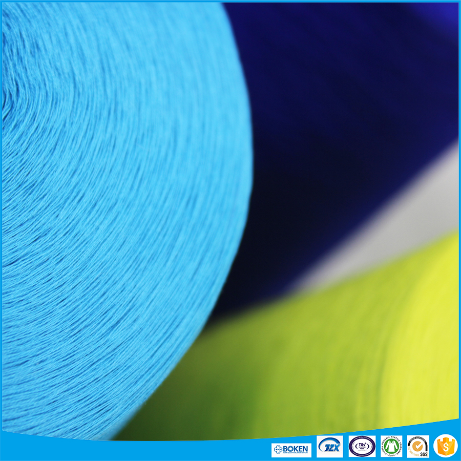 Mercerized 100% cotton yarn