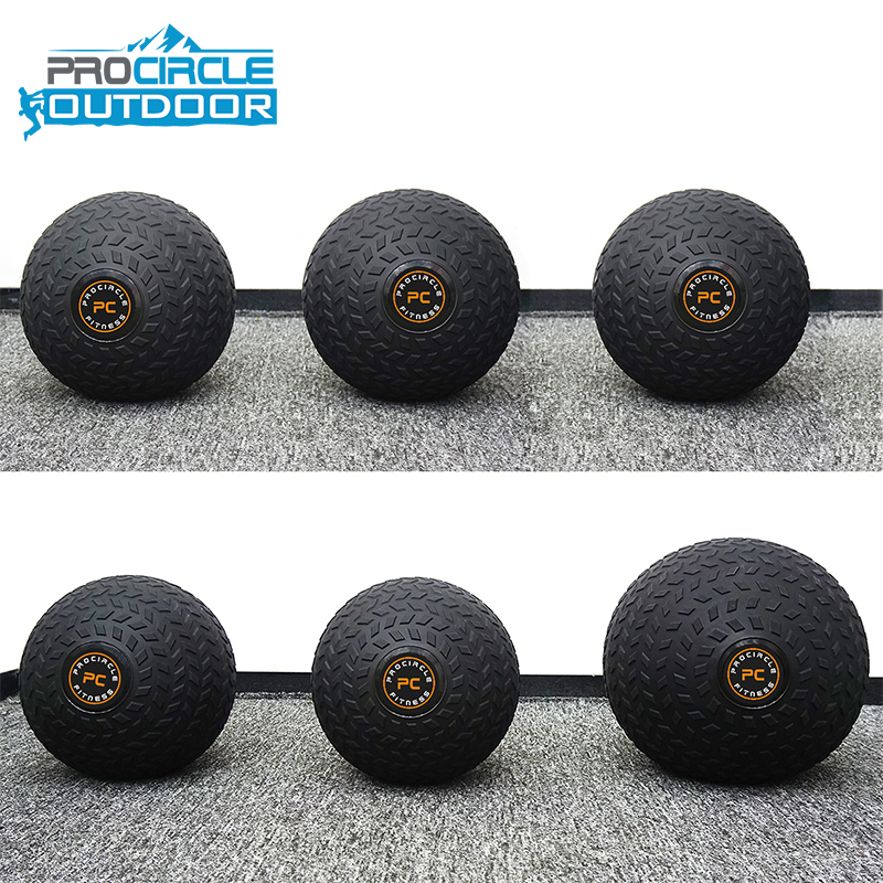 Popular PVC Fitness Gym Slam Ball