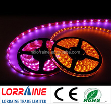 continuous length flexible led light strip