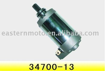 Motorcycle Starting Motor