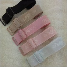 underwear accessories high quality pretty elastic bra strap