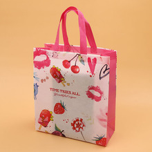 High quality cheap handle style PP tote non woven shopping bag lamination