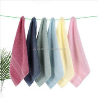33*33cm Baby Children Bamboo Fabric Washcloth Face Towel