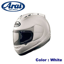 Comfortable ARAI full face helmet with high level of safety