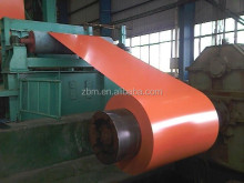 PPGI/PPGL/ Prepainted Galvalume steel coils with or without protection film