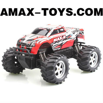 ro-2043901 1:14 rc truck 4CH Stunning Electric Remote Control Off-road Bigfoot Truck