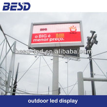 High definition full color P16 outdoor LED display
