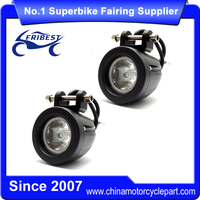 FTVLI003 10W Motorcycle Spot Light LED Headlight Fit For R1100GS R1150GS R1200GS Road King SPORTSTER 883