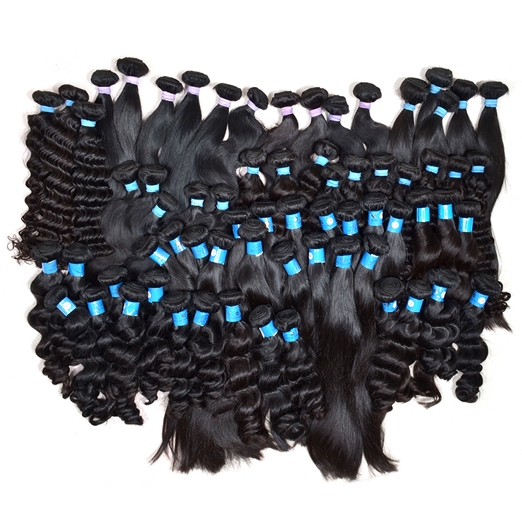 wholesale virgin brazilian hair human,unprocessed brazilian remy hair extension,double drawn human hair