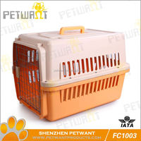 Colorful many colors safty wire pet crate strong steel bar pet cage sloping dog cages