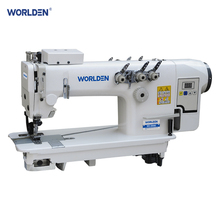 WD-3800D Highly Integrated Mechatronic Direct Drive Computer Chain Stitch Lockstitch Sewing Machine Stand Sewing Machine