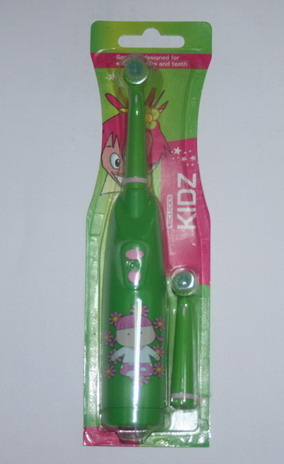 Food grade Dupont bristles toothbrush for children