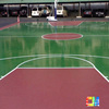 waterborne waterproof anti corrosion epoxy basketball court paint