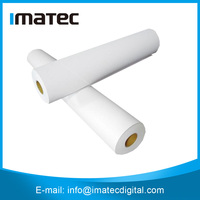 Digital Printing 180gsm Cast Coated High Glossy Plotter Photo Paper Roll