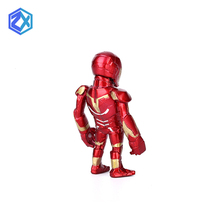 Best quality promotional mini figurine custom articulated plastic action figures