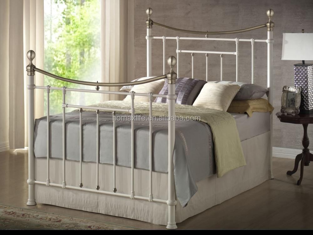 Bedroom furniture set iron bed steel cots iron cots cots BD-3007
