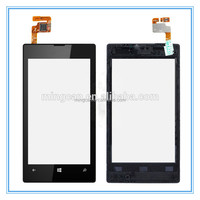 hot sale mobile phone parts guangzhou touch screen for nokia lumia 520