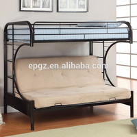 All strong metal bunk beds, knock down school dorm beds, cheap dorm bunk bed for sale