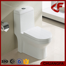 cheap ceramic item toilet Bathroom slow down seat cover two-piece toilet