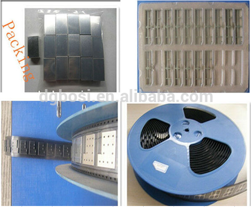 Customized emi/rfi shielding case to pcb board