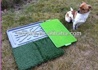 2013 high quality dog toilet pet grooming dog toilet tray