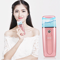 nano technology beauty cosmetic mini portablehand held electric water mister