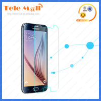 Factory supply !!! Full screen cover color tempered glass screen protector for Samsung S6