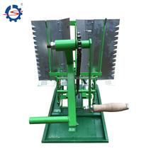hot sale rice paddy planter/manual rice seeder planting machine with factory price