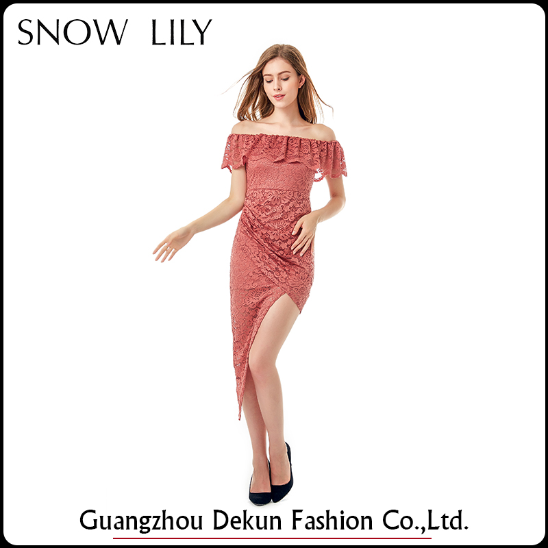 Comfortable new design maxi dress with good price