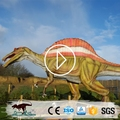 OAJ 8659 Customized Outdoor T-rex Lifelike Dinosaurio Animatronic