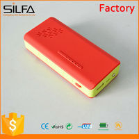 Silfa wholesale universal portable electronics mini projects power bank for mobile