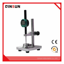 Fabric Thickness Gauge QINSUN Manufacture in Textile Industry