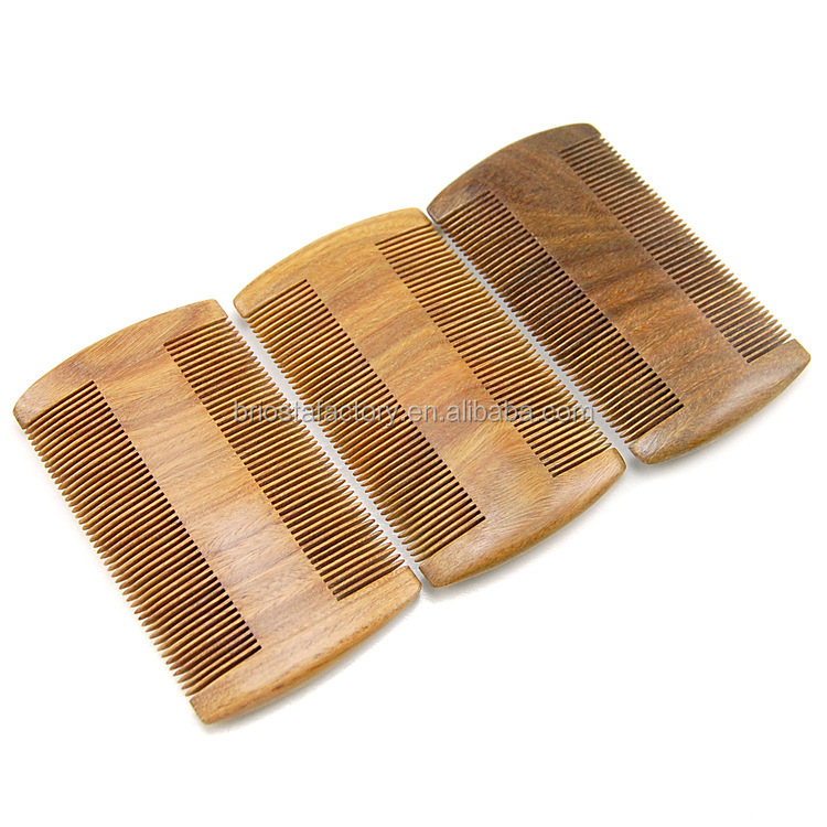 Sandalwood Beard Comb Wooden Hair Comb